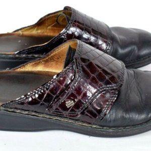 Finn Comfort Aussee Womens Mule Clog Size 38
